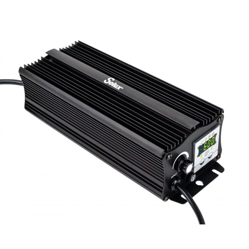 Balastro Electronico Solux Electra 600W Regulable