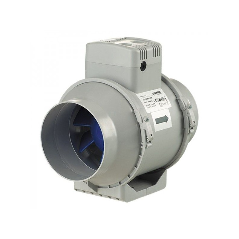 Extractor Turbo 125mm 280m3/h