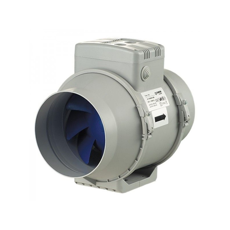 Extractor Turbo 150mm 520m3/h