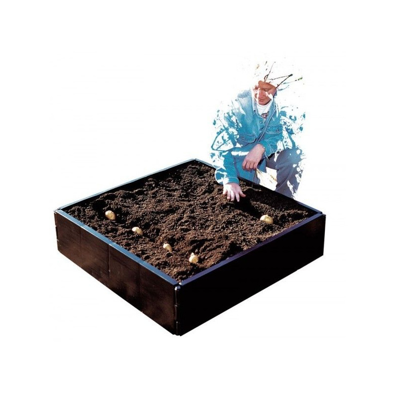 Grow Bed 98x98x25cm 230L (G94)