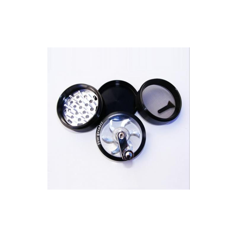 Grinder Pure Clear Top Roller 63mm