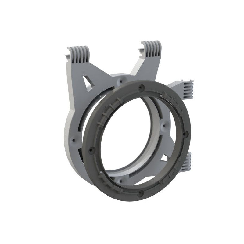 Acople Ducting Flange