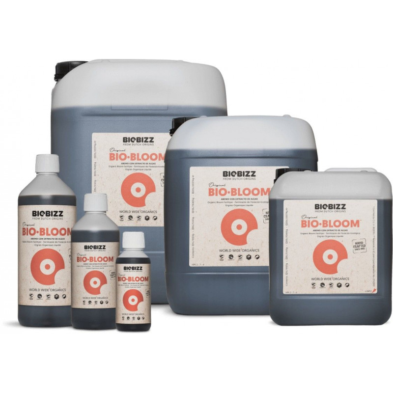 Bio Bloom fertilizante de Biobizz