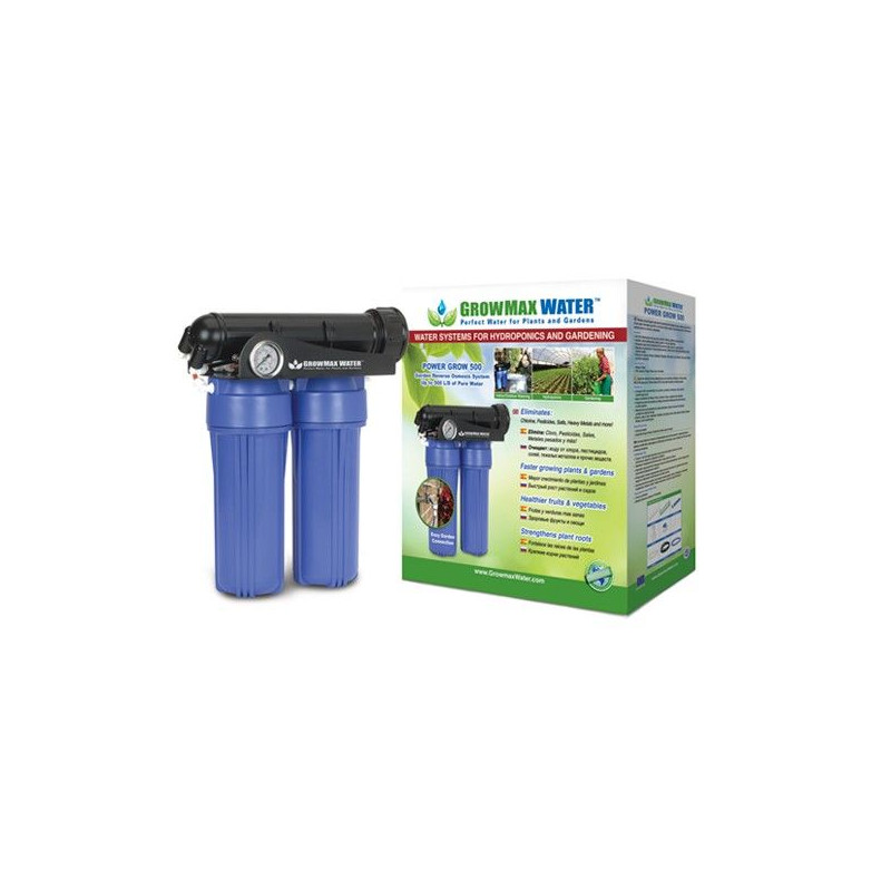 Power Grow 500, Filtro de Osmosis