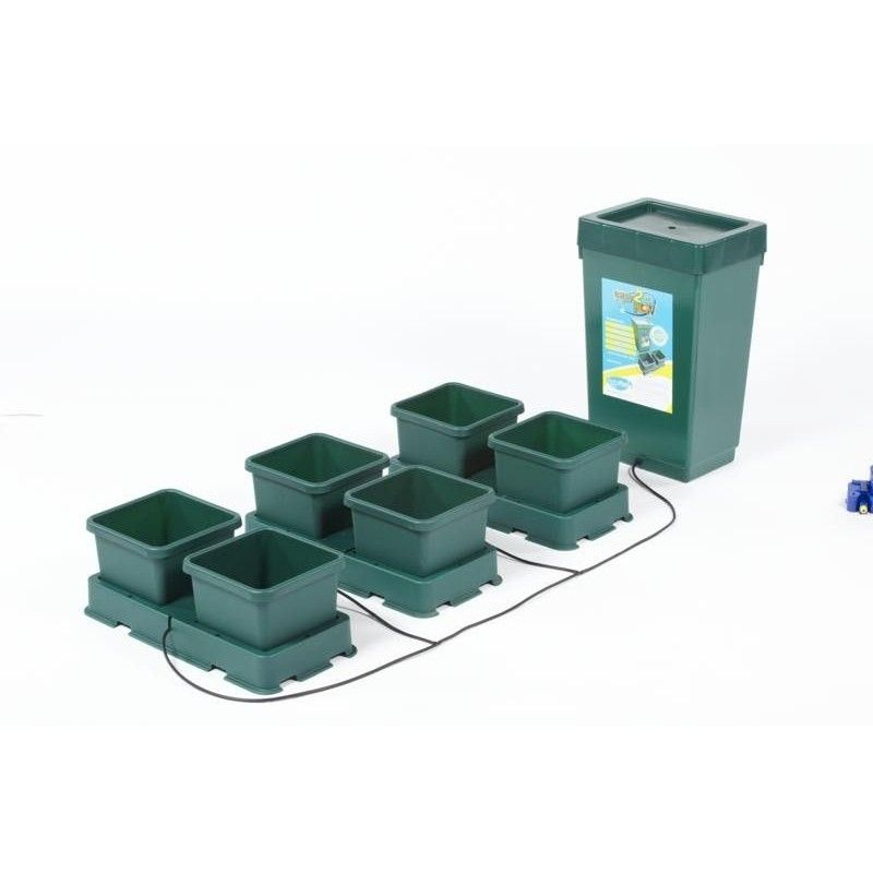 Sistema Easy2grow 6 macetas