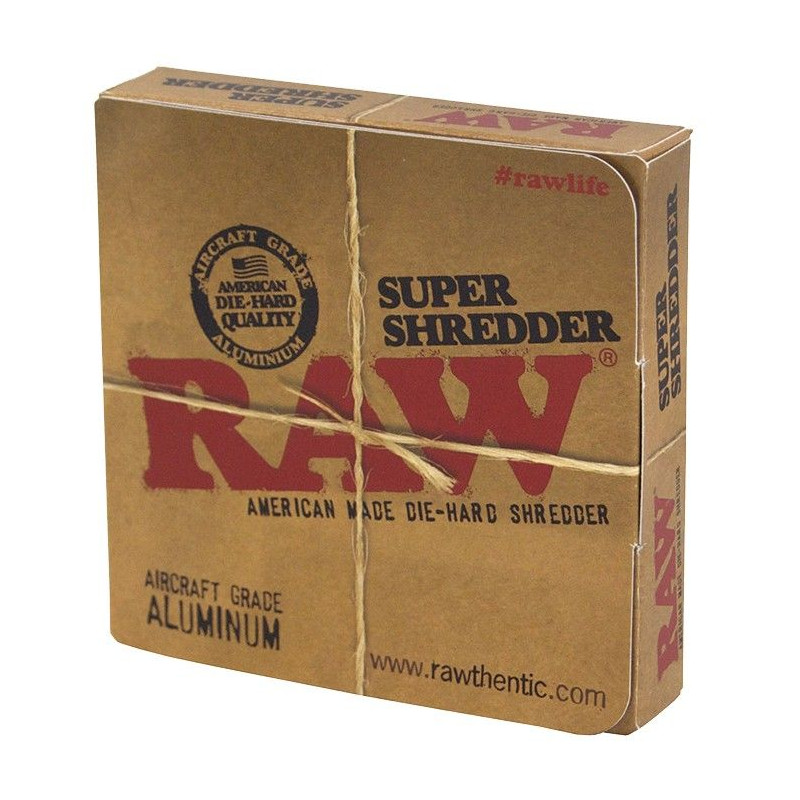 Grinder Raw Aluminio Super Shredder