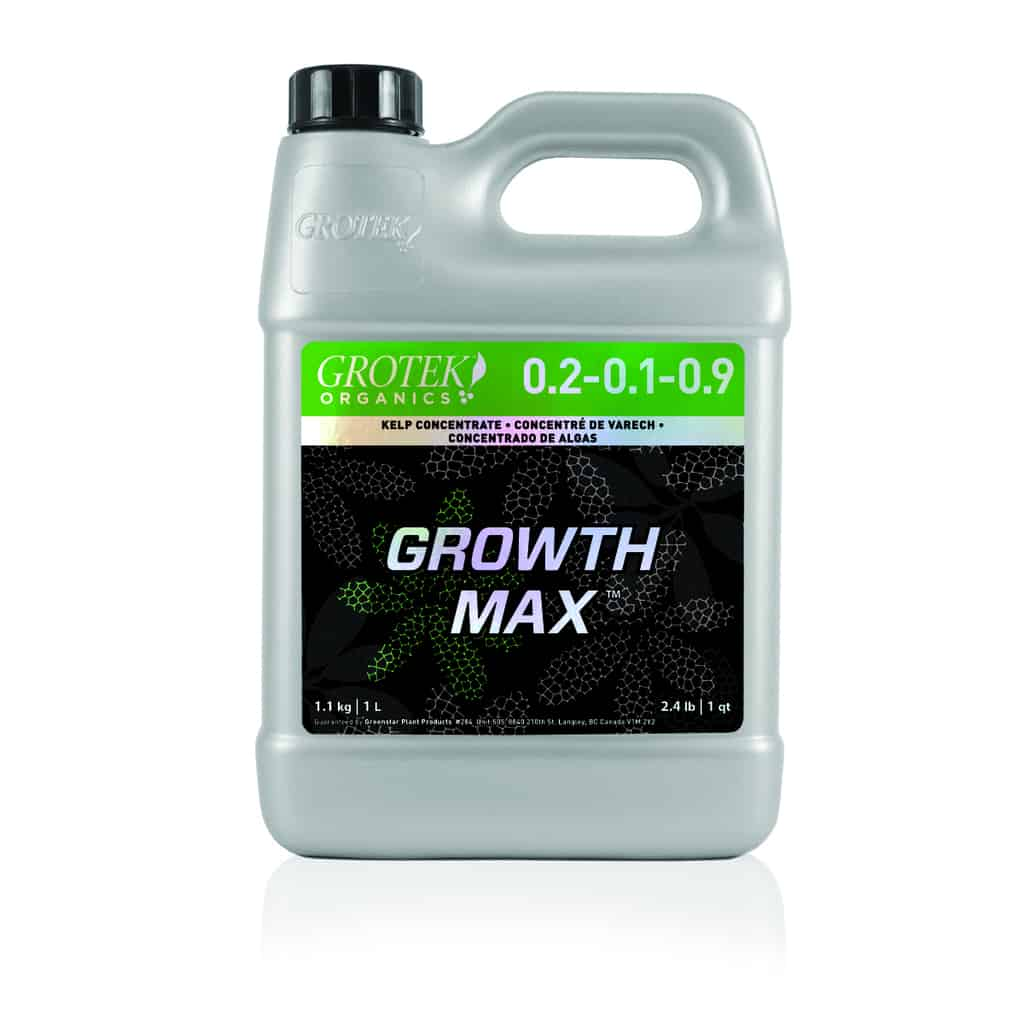 Growth Max Grotek Green Line